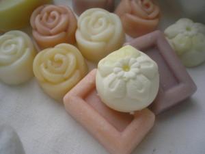 Az év színe és a szappankészítés