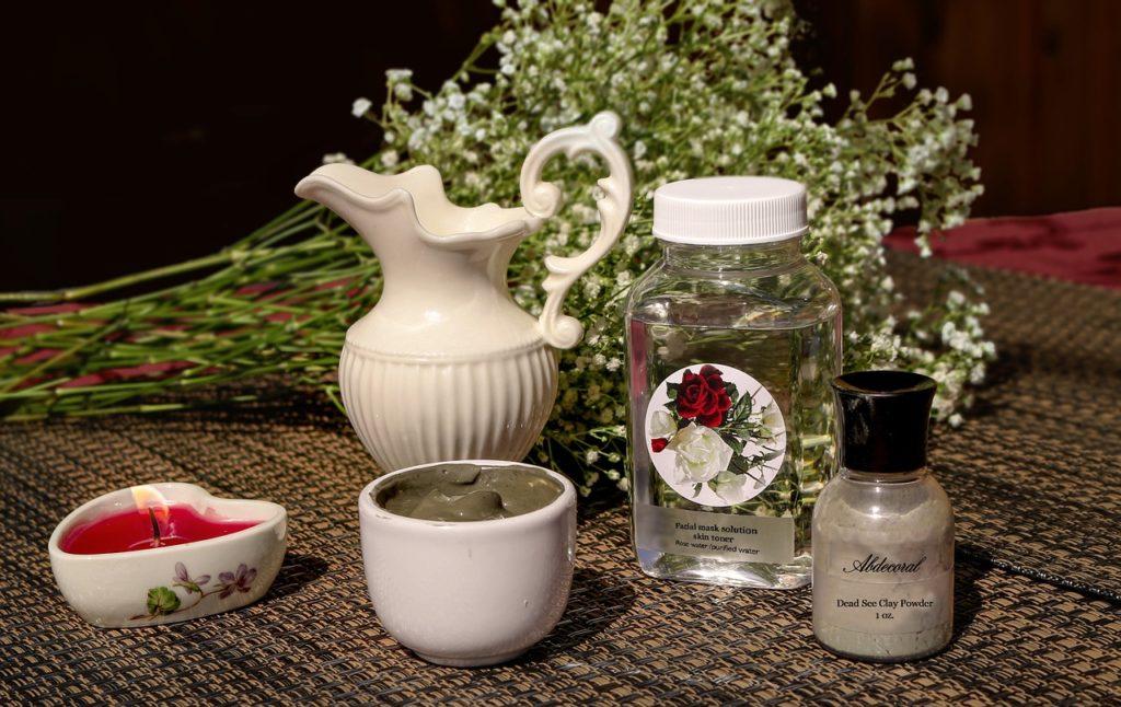 Agyag- és iszapmennyiség szappanban