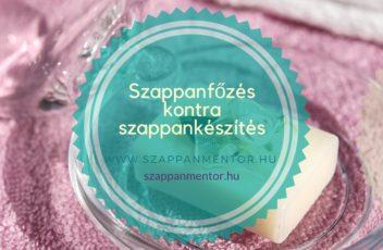szappanfozes kontra szappankeszites