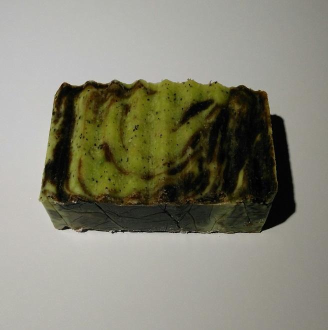 Csokis-mákos-uborkás szappan