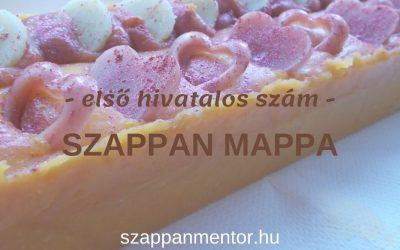 Szappan Mappa, az első magyar szappanmagazin