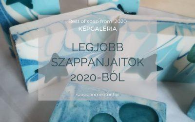Legjobb szappanjaitok 2020-ból – Galéria
