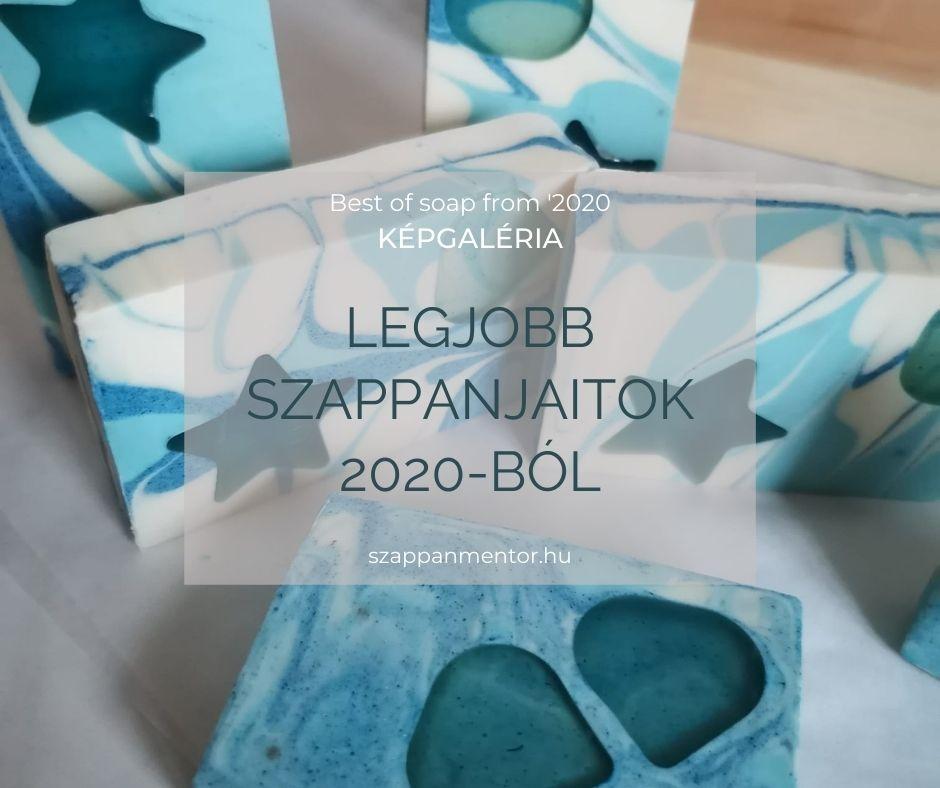 legjobb szappanjaitok 2020-ból