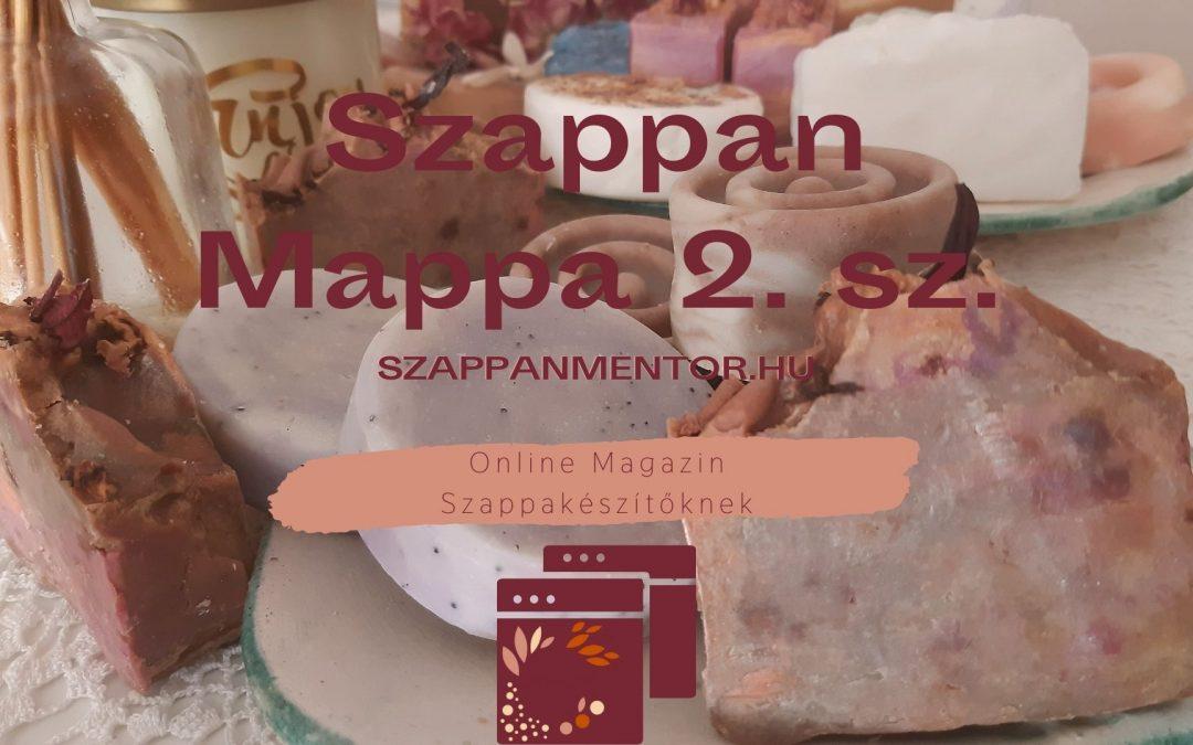 Szappankészítés online magazin – SzappanMappa 2021/2